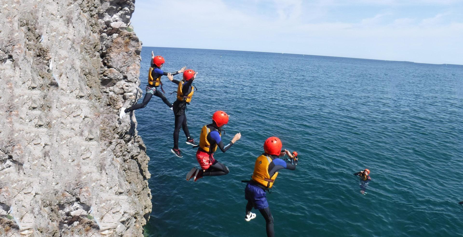 coasteeringadventure