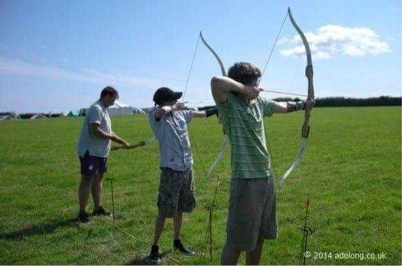 stag-archery-devon