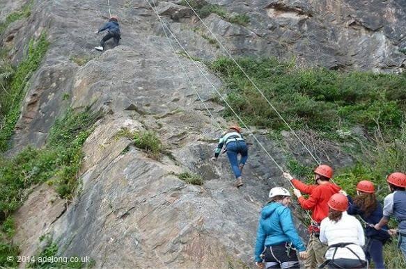 schoolclimbing