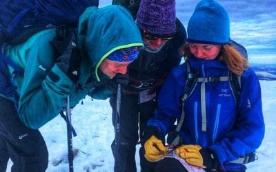 Women in Winter: Winter Skills Course